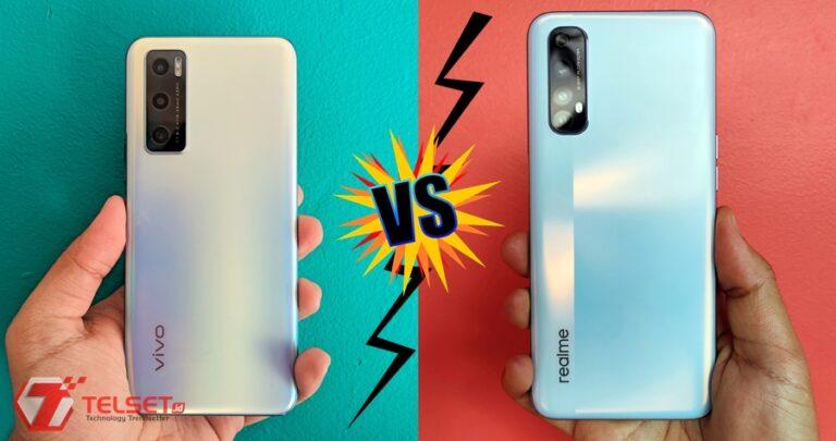 Compare Realme 7 vs Vivo V20 SE: Harga Sama, Bagus Mana?