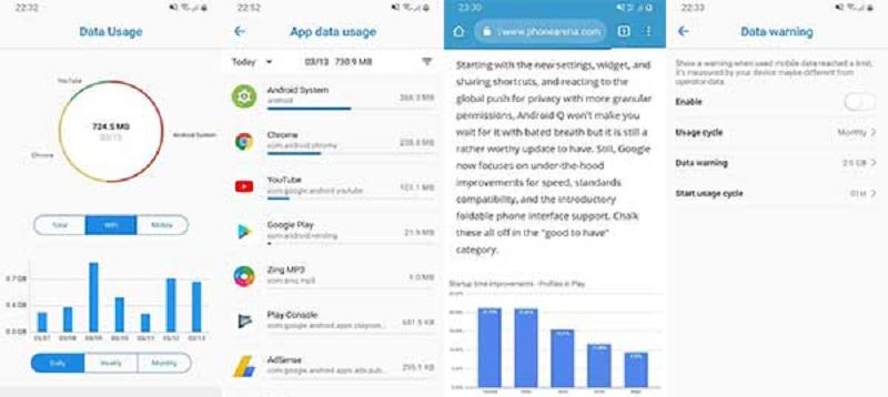 Aplikasi Pengatur Kuota Internet