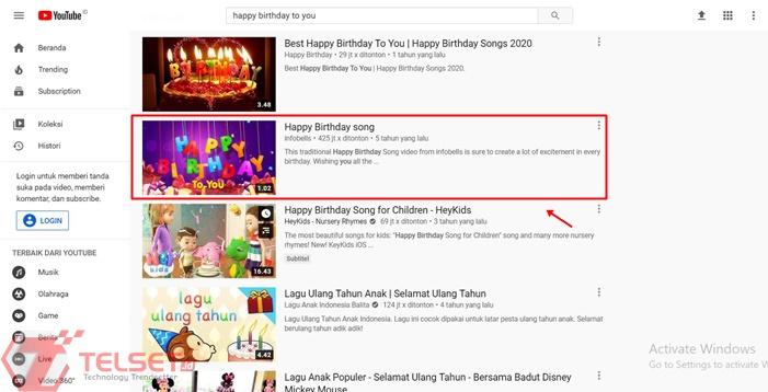 Cara Download Lagu MP3 di YouTube