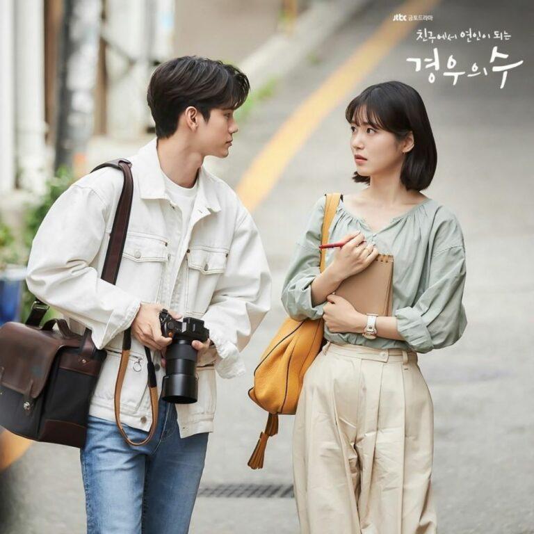7 Drama Korea Terbaik Tayang September, Nomor 2 Bikin 'Baper'