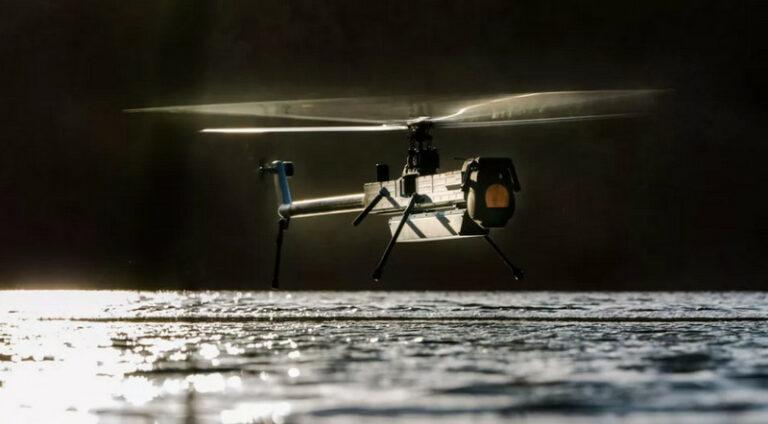 "Drone ""Hantu"" untuk Spionase dan Serangan Tempur, Mirip Terminator"