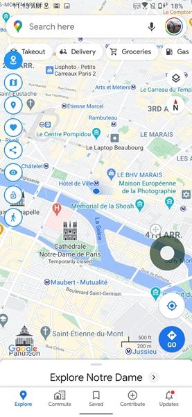 Cara memalsukan lokasi Android Fake GPS 2020