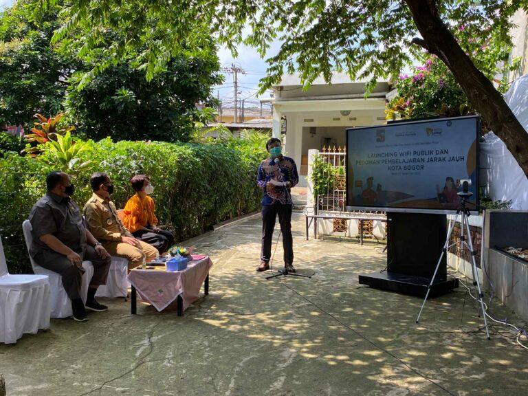 Kelas Pintar Siap Dukung Pemkot Bogor dalam Mengoptimalkan PJJ