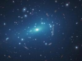 Materi Gelap Galaksi
