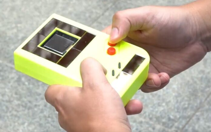 Game Boy Baterai
