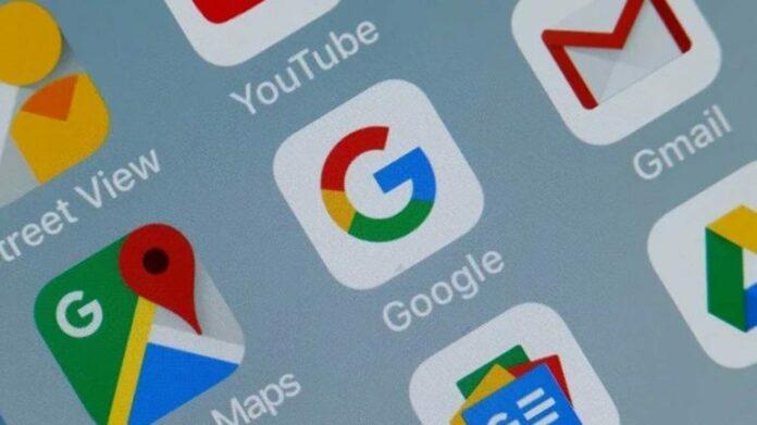 Google Gangguan