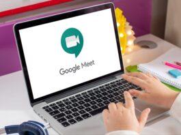Cara Ganti Background Google Meet