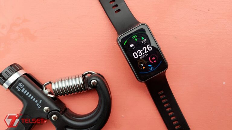 Huawei Watch Fit, Smartwatch Sejutaan dengan Fitur Kebugaran Lengkap