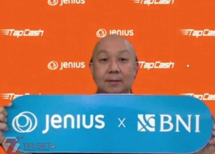 Jenius BNI TapCash