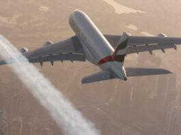 Manusia terbang jetpack