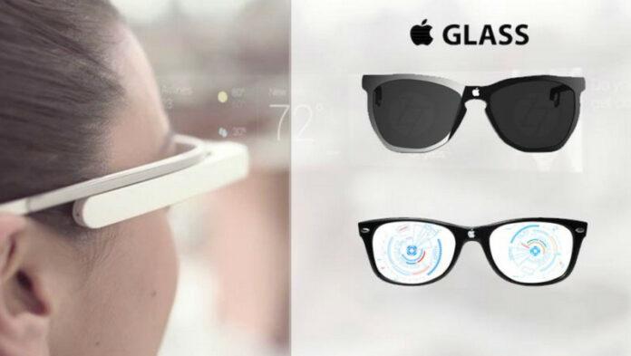 kacamata pintar apple