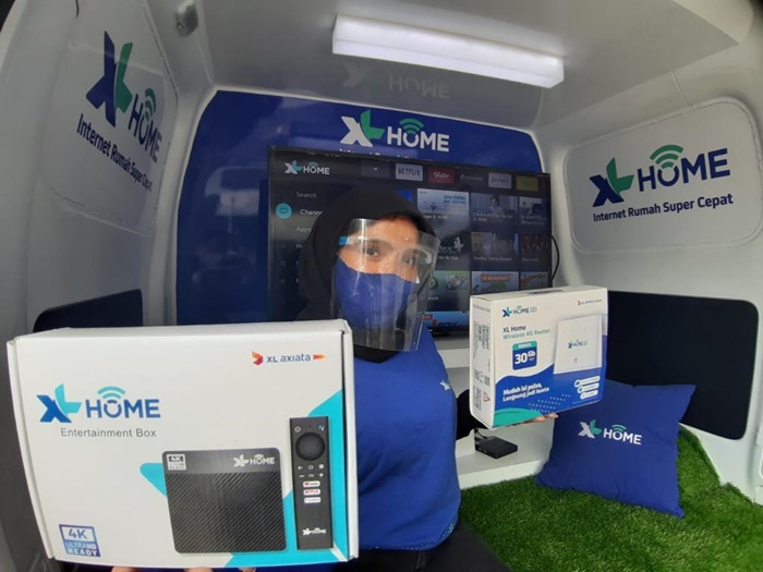Xl Home Hadir Di Medan Tawarkan Promo Bucin
