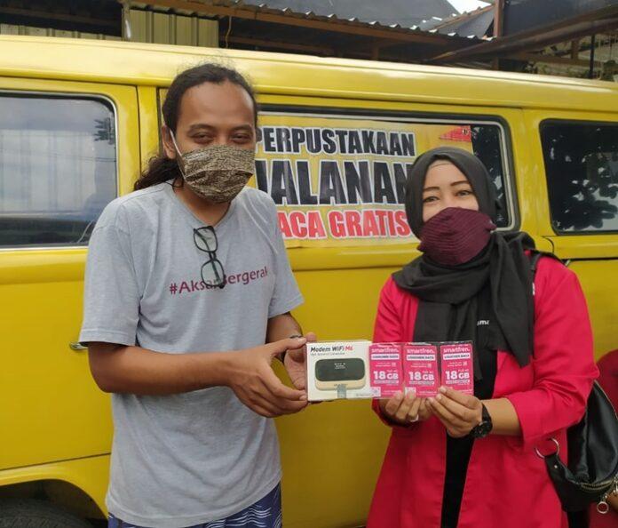 Mobil Internet Gratis Smartfren Yogyakarta