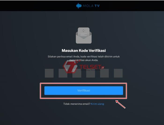 Cara Berlangganan Paket Mola TV