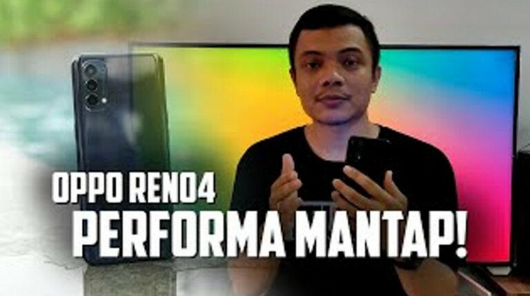 Oppo Reno4 Performance Test: Performanya Mantap!