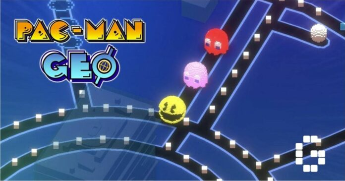 Game Pac-Man Geo