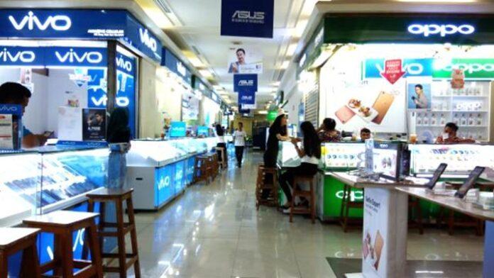 Merek Smartphone China