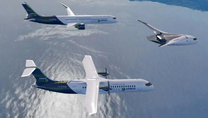 Pesawat Tanpa Emisi