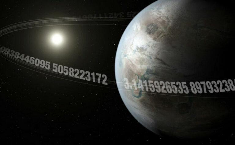 """""""Planet Pi"""" yang Misterius Ditemukan di Luar Angkasa"""