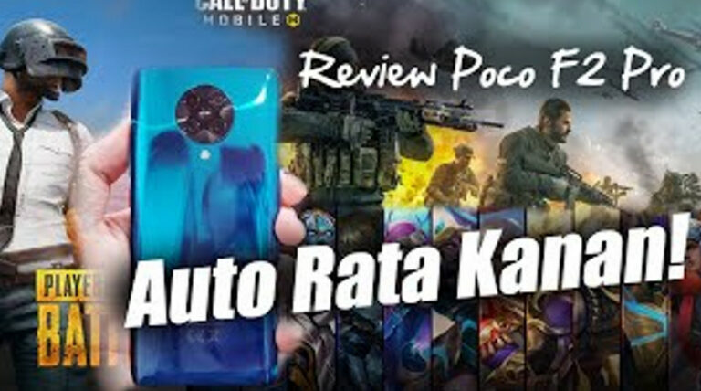 Poco F2 Pro Review: Auto Rata Kanan..!!