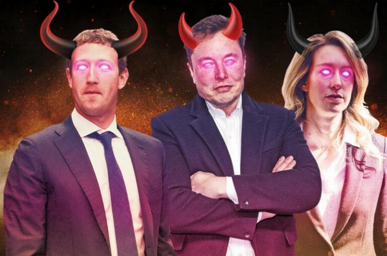 Mengungkap Kepribadian Psikopat Para CEO Silicon Valley