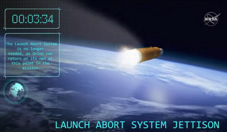 Menakjubkan! Video Detik-detik Pengujian Roket Terkuat NASA