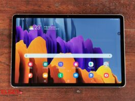 Review Samsung Galaxy Tab S7