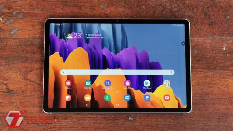 "Review Samsung Galaxy Tab S7: Tablet ""PC-like"" dengan Kinerja Tinggi"