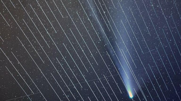 Satelit SpaceX Kacaukan Langit, Bikin Para Astronom Frustrasi