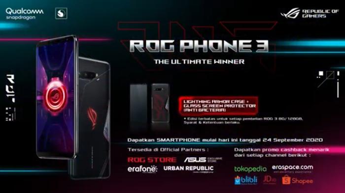 Harga Asus ROG Phone 3 Indonesia