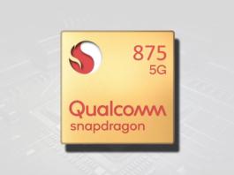 Snapdragon 875 775G