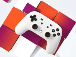Google Stadia di iPhone iOS