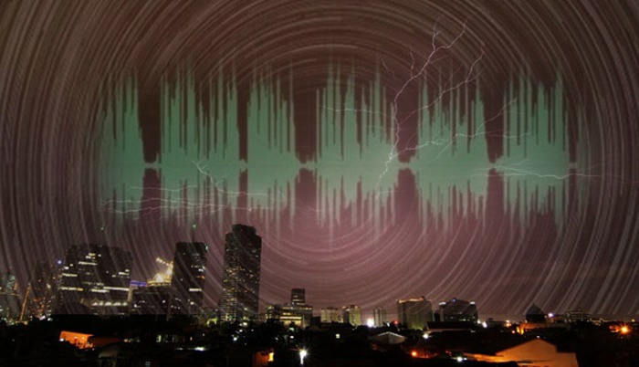 Netizen Ramai Laporkan Suara Dentuman Misterius di Jakarta
