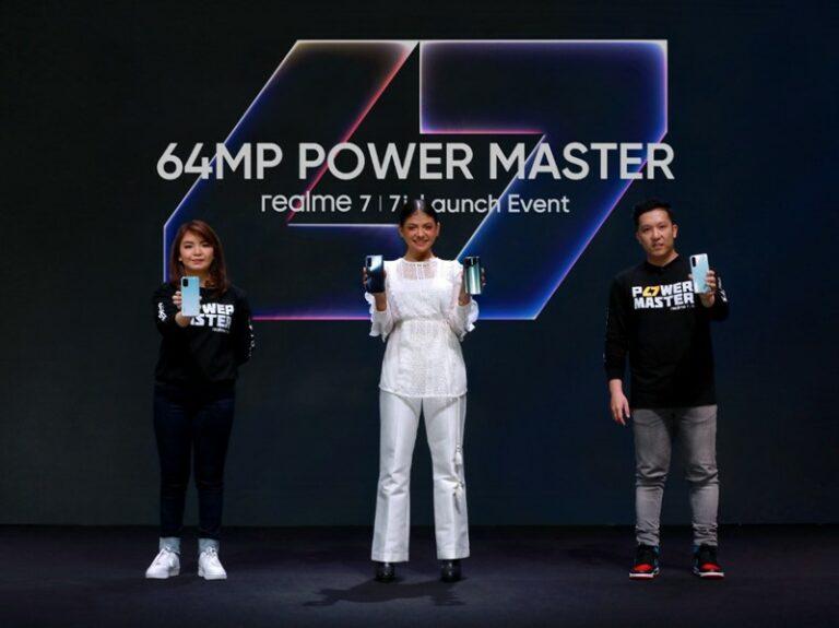 Spesifikasi Realme 7 dan Realme 7i yang Baru Rilis di Indonesia