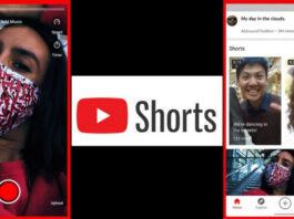 Cara Bikin Video TikTok di YouTube Shorts