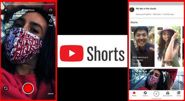 Cara Bikin Video Pendek ala TikTok di YouTube Shorts