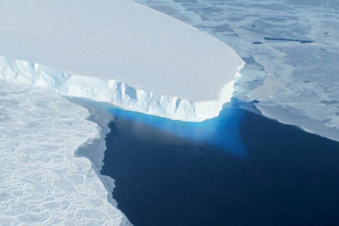kerusakan Gletser Antartika