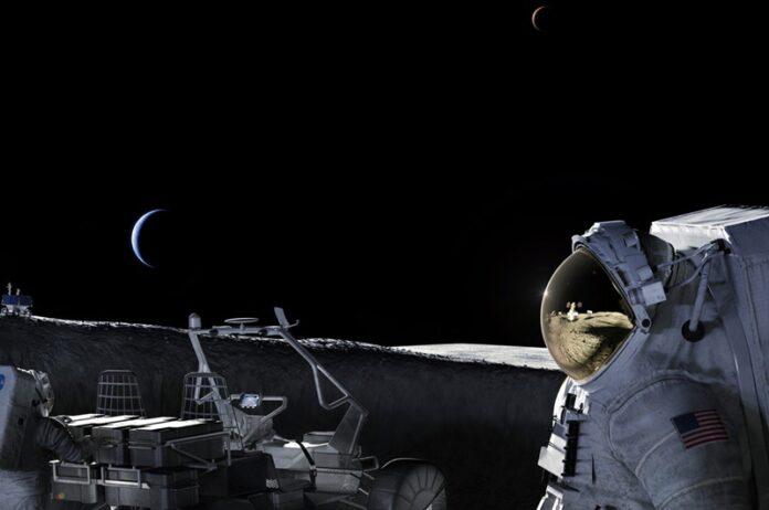 Wanita Pertama di Bulan