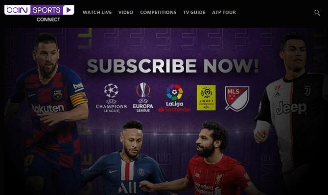 Aplikasi Langganan Live Streaming