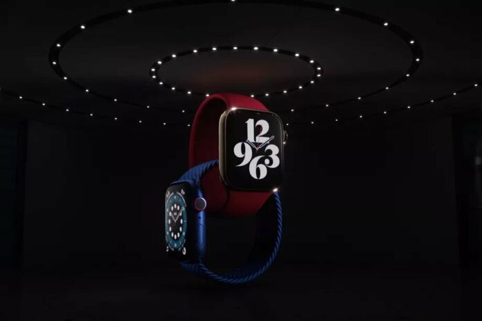 harga apple watch 6