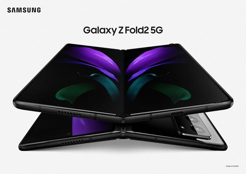 spesifikasi Galaxy Z Fold 2