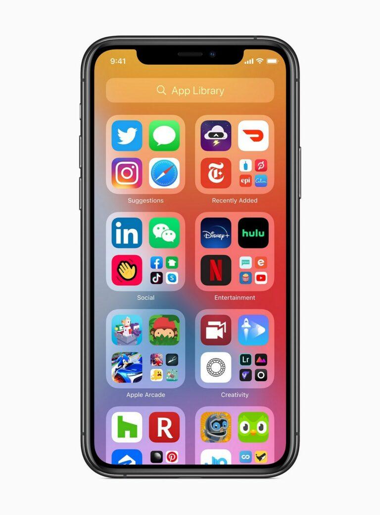Pembaruan iOS 14.0.1 Perbaiki Bug Aplikasi Default