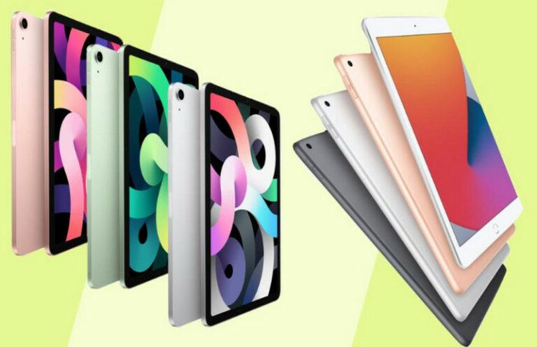 iPad Air 2020, Kinerja Lebih Kencang Dijual Rp 8 Jutaan