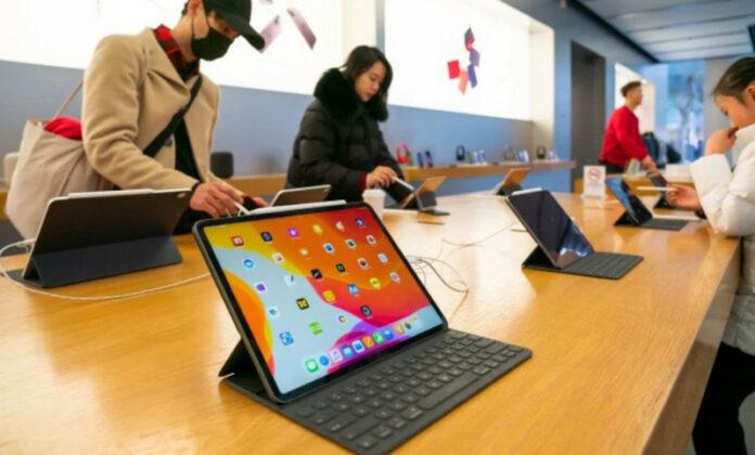 iPad Air terbaru