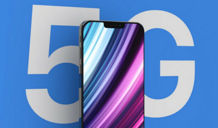 iPhone 12 Fitur 5G