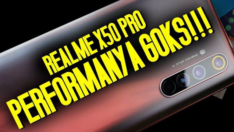Review Performance Test Realme X50 Pro: Performanya Goks!!