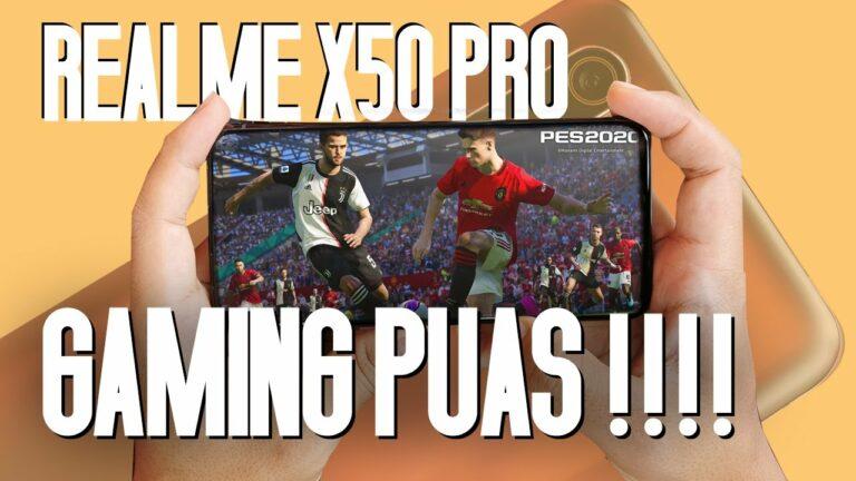 Realme X50 Pro Gaming Test: Main Game Puas..!!!