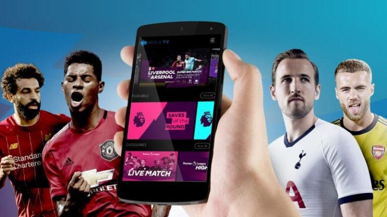 Cara Berlangganan Mola TV Paket 2021, Buat Nonton Liga Inggris