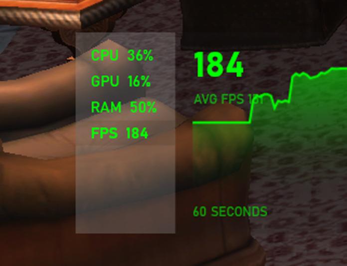 menampilkan FPS Counter di Windows 10