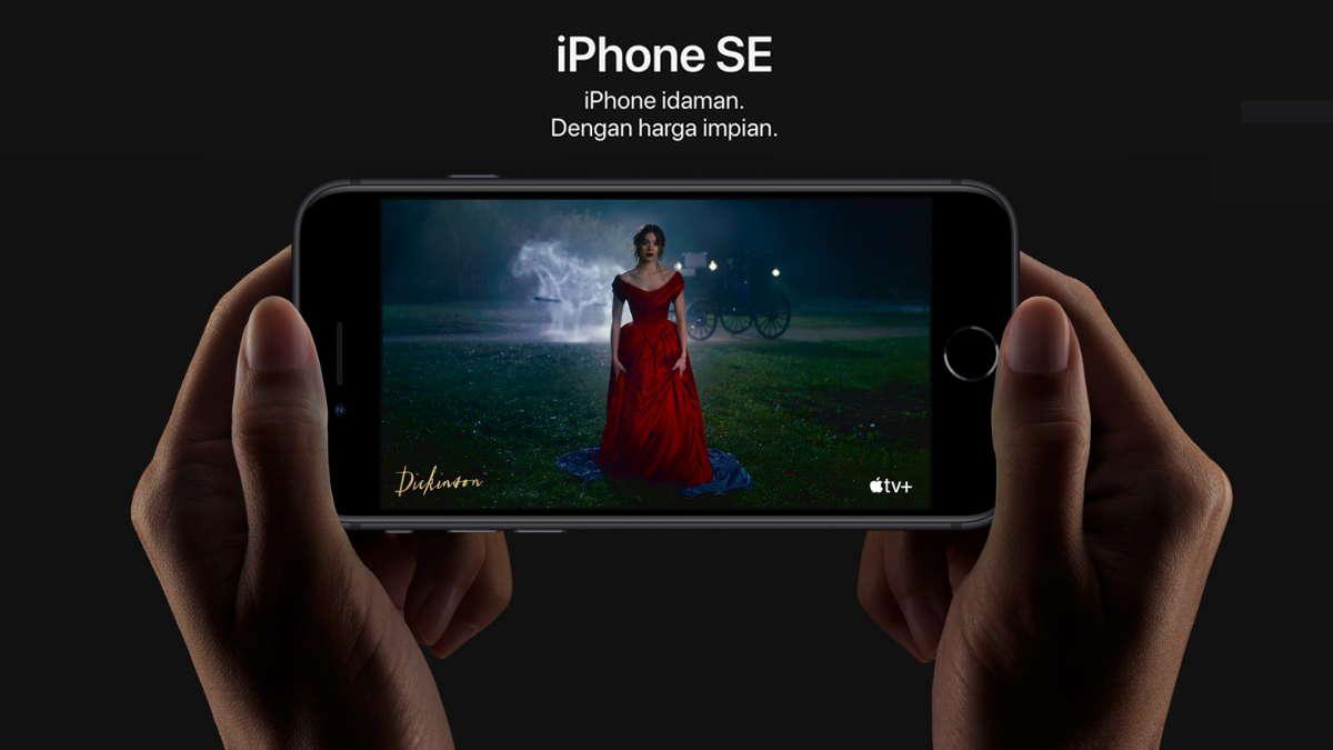 iPhone SE 2 harga